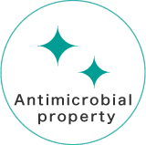 Antimicrobial property